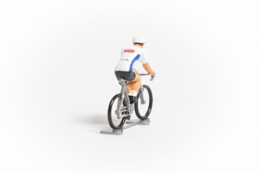 carrera cycling figurine