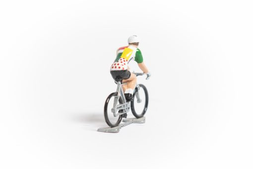TDF Combined Jersey cycling figure