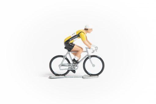 del tonga mini cyclist figurine