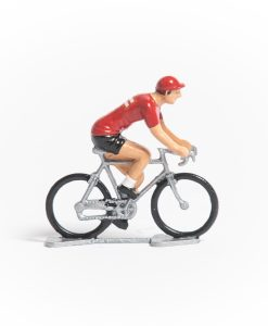 denmark mini cyclist figurine