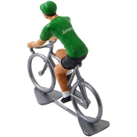 Europcar cycling figure
