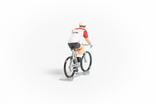 faema cycling figurine