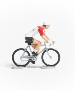 faema mini cyclist figurine