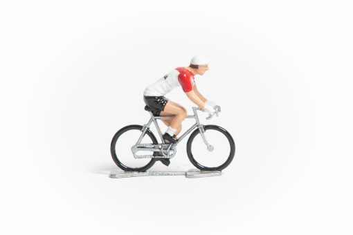 faema mini cyclist figurine