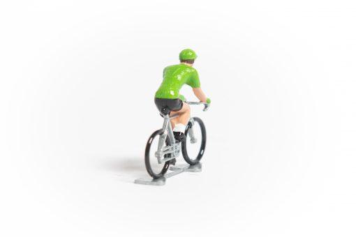 TDF Green Jersey cycling figure