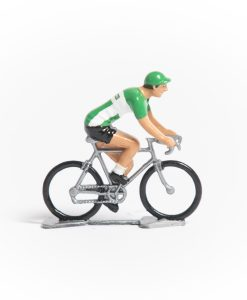 Ireland mini cyclist figurine