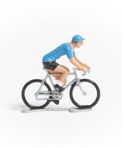 Italy mini cyclist figurine