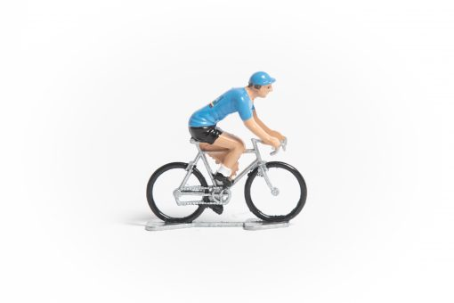 Italy mini cyclist figurine