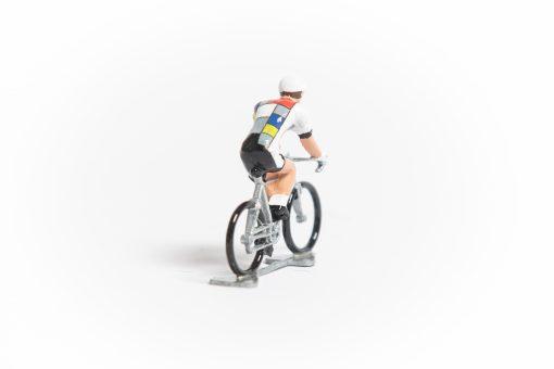 La Vie Claire cycling figure