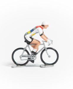 La Vie Claire mini cyclist figurine