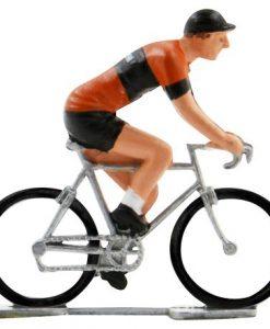 Molteni Arcore mini cyclist figurine