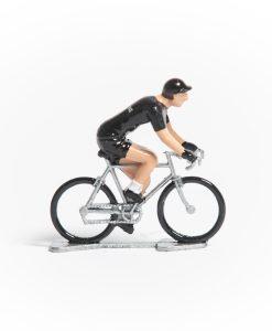 molteni black mini cyclist figure