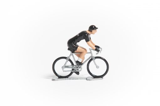 molteni black mini cyclist figure