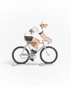 peugeot mini cyclist figure
