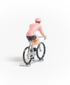 pink jersey mini cyclist 2