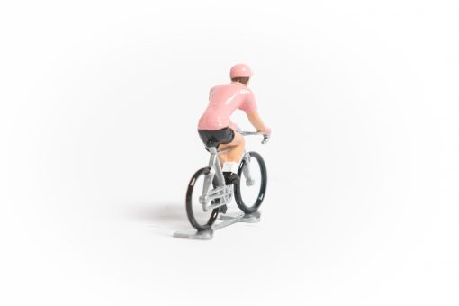 Giro Pink Jersey cycling figure
