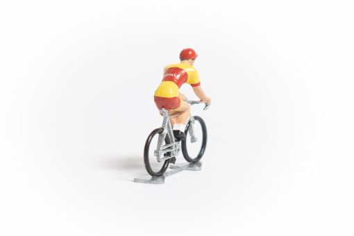 Spain cycling figure