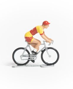 Spain mini cyclist figurine