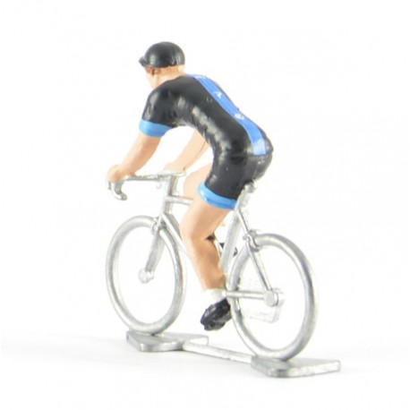 team sky cycling figurine