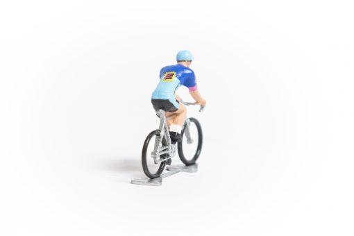 z cycling figurine