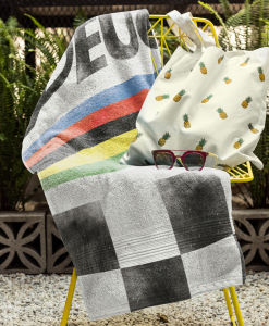 beach towel mock chair peugeot