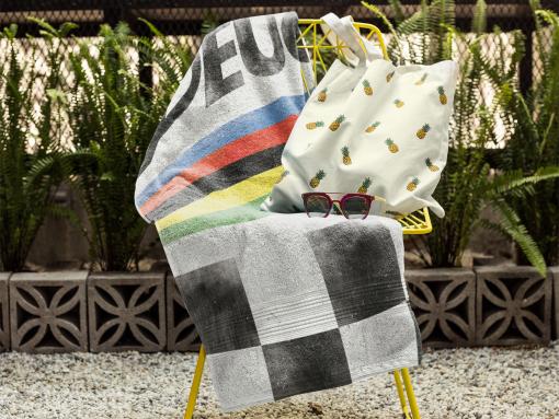 Peugeot towel