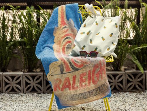 raleigh towel