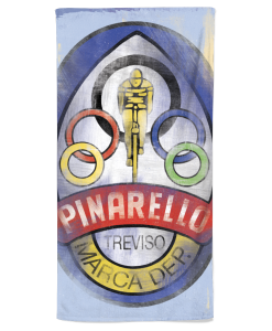 pinarello beach towel
