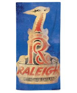 raleigh beach towel