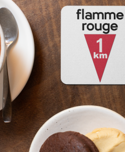 flamme rouge coaster