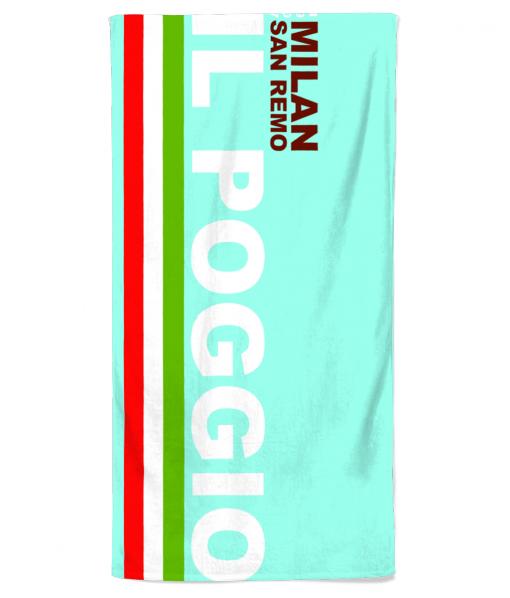 milan san remo towel