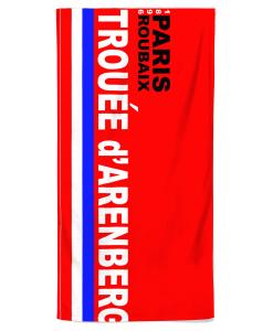 paris roubaix beach towel