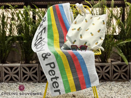 world champion beach towel