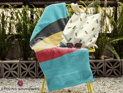 belgian beach towel