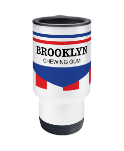 brooklyn chewing gum travel mug 2