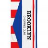 brooklyn chewing gum beach towel