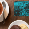 cavendish image coaster