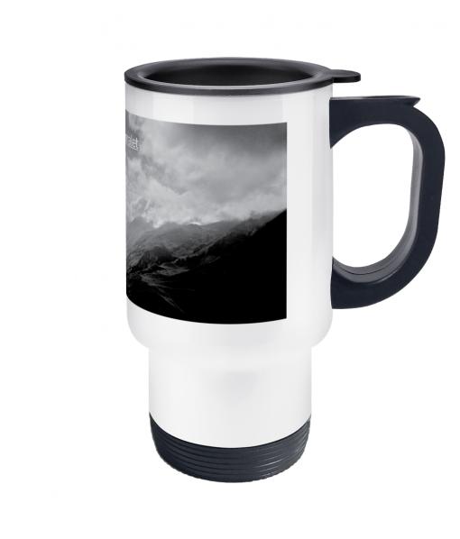 tourmalet scenery thermos mug