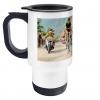 coppi quote travel mug