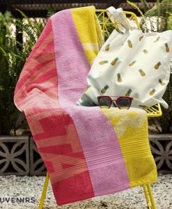 grand tours beach towel