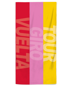 grand tours beach towel