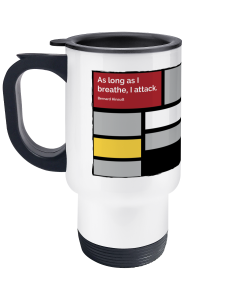 la vie claire travel mug