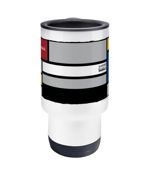 la vie claire thermal mug