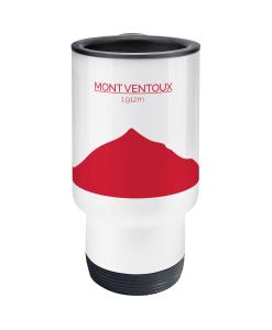 mont ventoux red travel mug 2