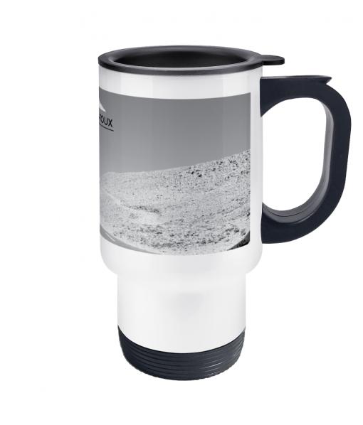 ventoux scenery thermos mug