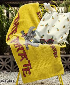 pantani beach towel