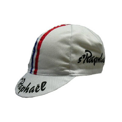 st raphael cycling cap
