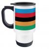 world champ stripes travel mug