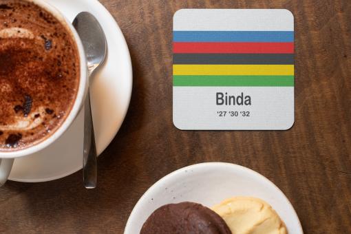 binda world champ coaster