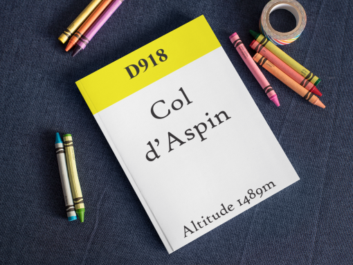 col d'aspin notebook